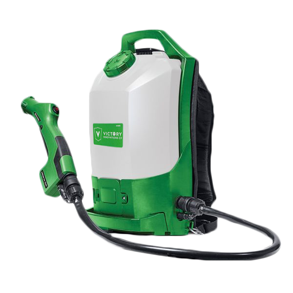 ELECTROSTATIC BACKPACK SPRAYER PROF. CORDLESS EACH