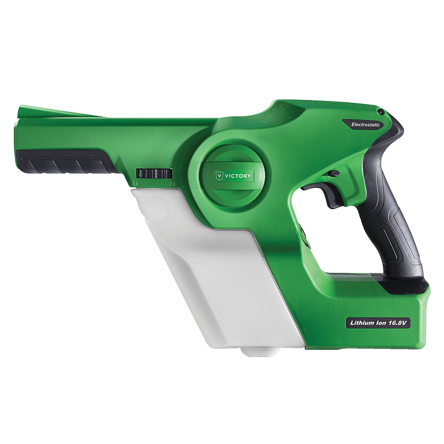 ELECTROSTATIC HAND HELD SPRAYER PROF. CORDLESS EACH